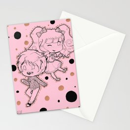 Inktober#6 - Double Stationery Cards