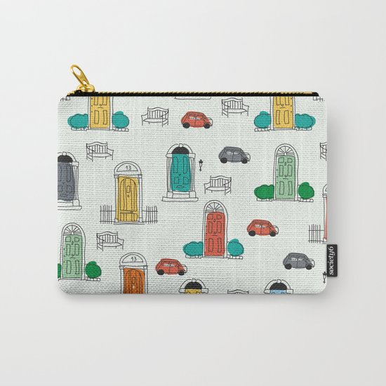 Doors doodles Carry-All Pouch