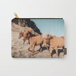 A Horse of Course Carry-All Pouch