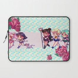 Outer Senshi - Chibis Laptop Sleeve