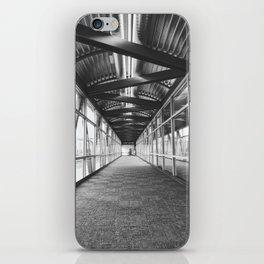Skywalk Series - Civic Center iPhone Skin