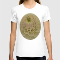 dahlia T-shirts featuring Dahlia by Wealie