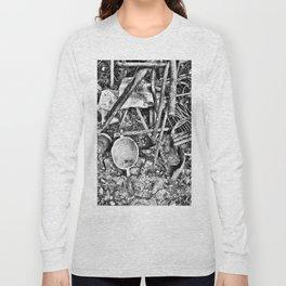 Italian Ruins Long Sleeve T-shirt