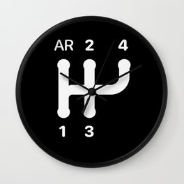 citroen Wall Clock