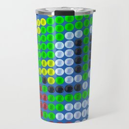 Bubble Bobble bubbles Travel Mug