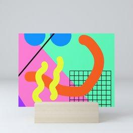 NOSEtalgia Mini Art Print