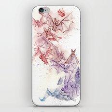 Flight of Bats iPhone & iPod Skin