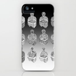 On The Insides - Future Ghosts iPhone Case