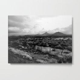 West Texas Dirt Metal Print