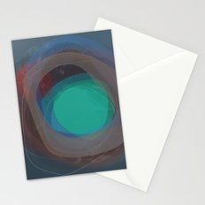 the abstract dream 11 Stationery Cards