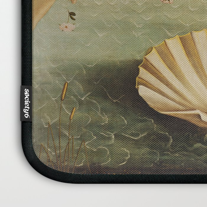 The Birth of Venus by Sandro Botticelli Laptop Sleeve