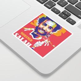 Mohamed Salah Sticker