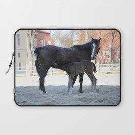 Pferde Laptop Sleeve
