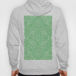Ab Lace Green Hoody
