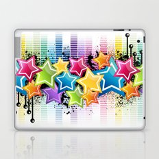Super Freak! Super Freaky! Laptop & iPad Skin