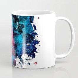 Time And Space Mist Tardis Doctor Who Coffee Mug