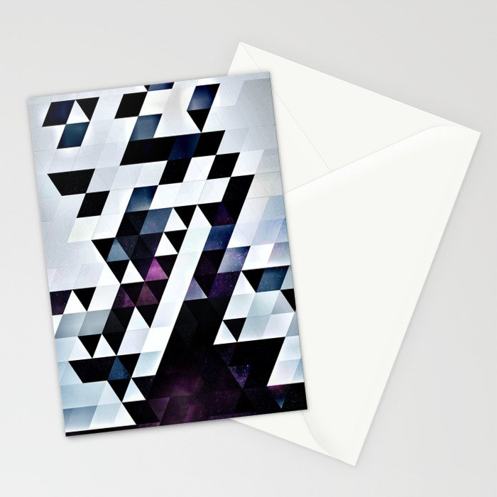 MODYRN LYKQUYR Stationery Cards