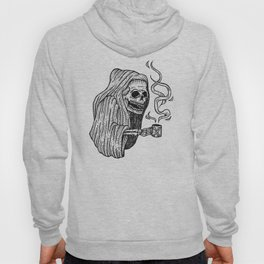 death before decaf Hoody
