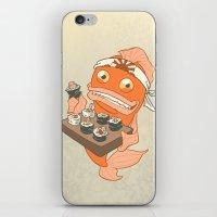 Sushi Fish 2 iPhone & iPod Skin