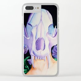 Surreal sentiment Clear iPhone Case