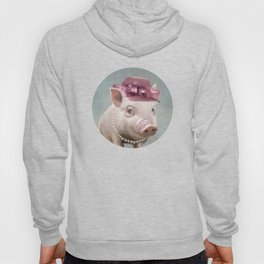 Miss Piggy Hoody