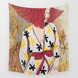 October Wall Tapestry
