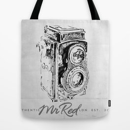 Mr Red's Camera Tote Bag