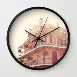 NOLA Sunlight Wall Clock