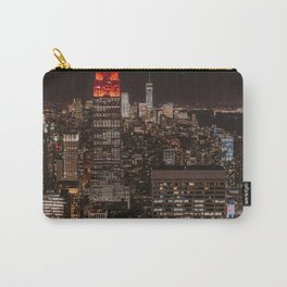 New York NY Carry-All Pouch