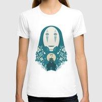 spirited away T-shirts featuring Spirited by Duke Dastardly