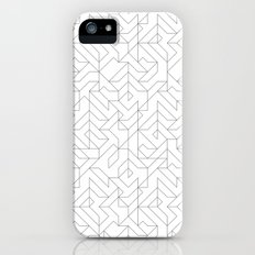 Geometric Camo iPhone (5, 5s) Slim Case