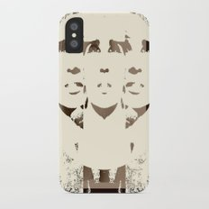 She's Remixed Slim Case iPhone X