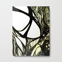Swerve  Metal Print