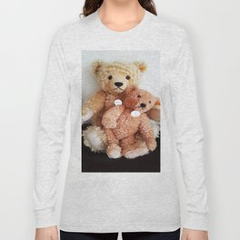 I Love Teddy Bears Long Sleeve T-shirt