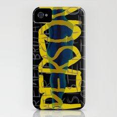 Person Slim Case iPhone (4, 4s)