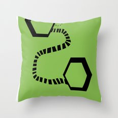 the Fly Throw Pillow