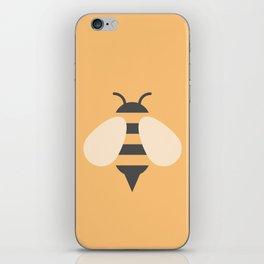 #81 Bee iPhone Skin