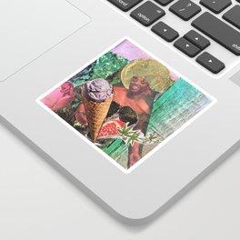 Black Hedone Sticker