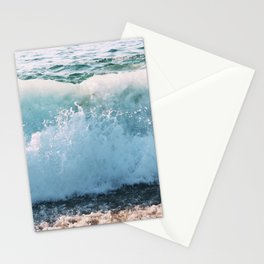 Let's Catch Some Waves Stationery Cards