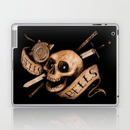 Hell's Bells Laptop & iPad Skin
