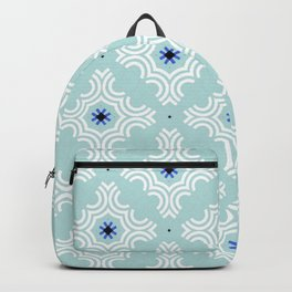 Ornamental snowflakes Backpack