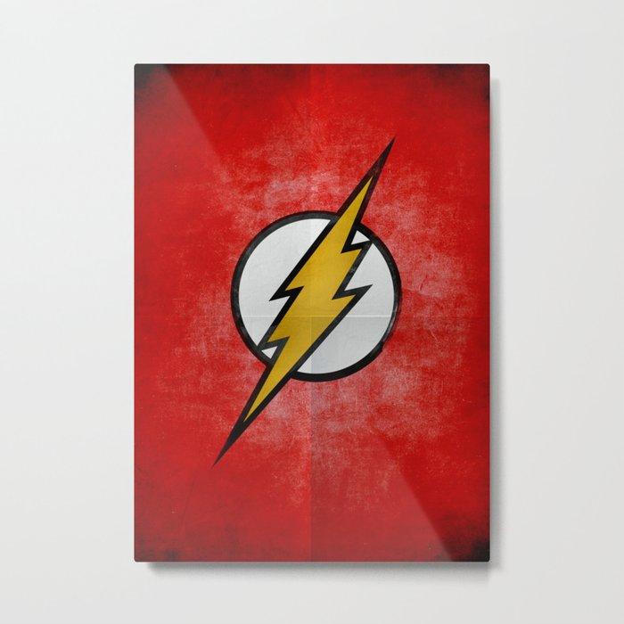 Flash Gordon Metal Print