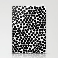 dots Stationery Cards featuring Dots by Patterns and Textures