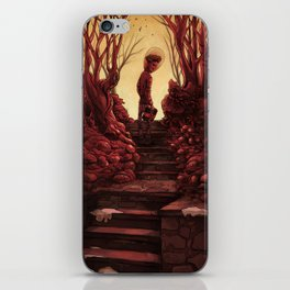 I Found This For You iPhone Skin