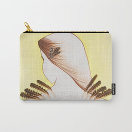 Growing Wings Carry-All Pouch