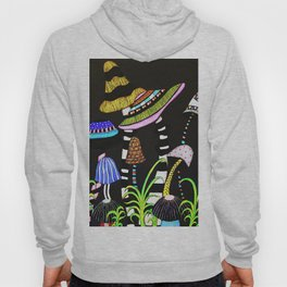Majestic Mushrooms Hoody