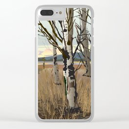 Conboy Lake Clear iPhone Case