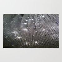 sparkles Area & Throw Rugs featuring Sparkles by Jacqueline Obispo