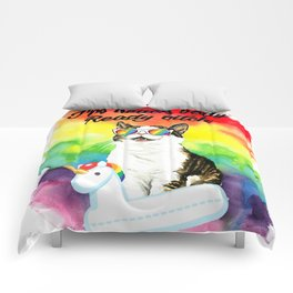 That summer vibe Comforters