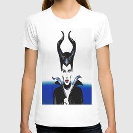 Maleficient T-shirt